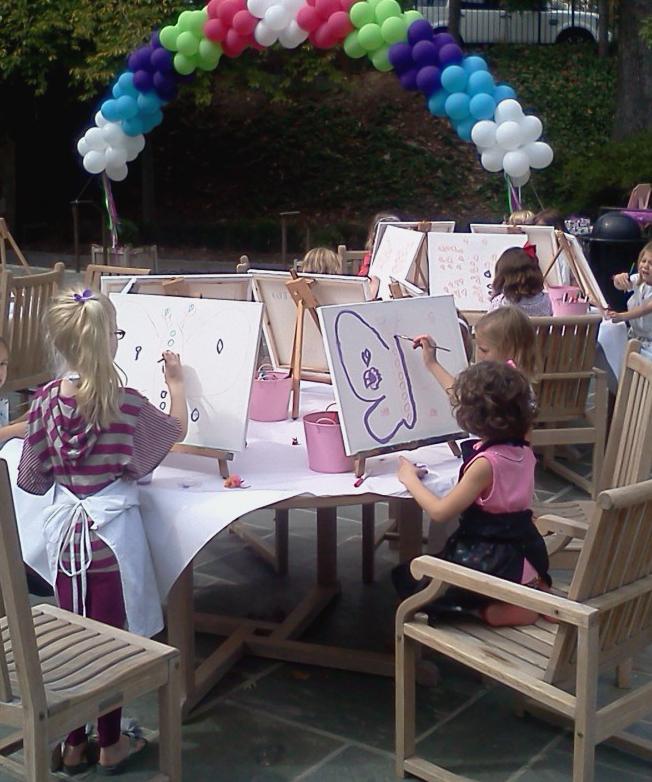 Atlanta Kids Birthday Party